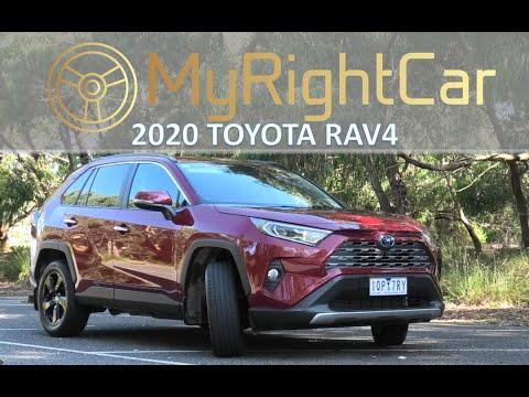 2020 Toyota Rav4 Hybrid Cruiser Review