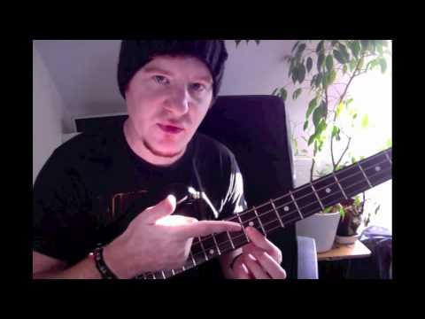 Bass lesson:  Limp Bizkit: Re-arranged