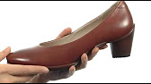 e841aa43727 ECCO Sculptured 65 Sandal SKU  8079736 - YouTube