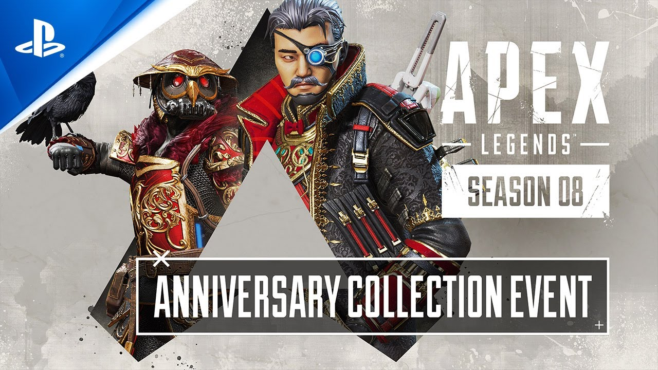 Apex Legend - Second Anniversary Collection Event trailer