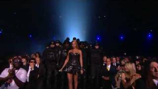 Beyonce - If I Were A Boy Live Full HD 1080p (Grammy Awards 2010) © CBS
