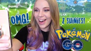 2 NEW SHINIES! + Hatching 7km Eggs with Egg Hatching Trick! Pokémon Go Enigma Week