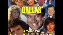 Dallas -  J.R. Ewing  the best of (Larry Hagman) - german-