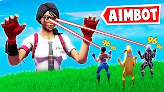 My level on Fortnite (I have a 🤫 aimbot)