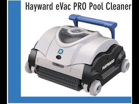 Hayward e Vac PRO - Best Pool Cleaner - robotic pool cleaner - clean pool - swimming pool