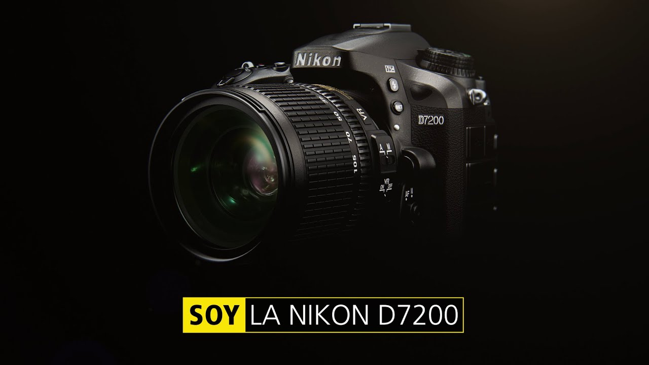 Resultado de imagen para nikon d7200