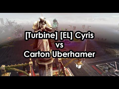 [Turbine] [EL] Cyris vs Carton Uberhammer