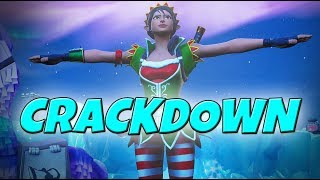 Ist der Crackdown Dance der Beste in Fortnite?