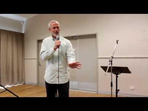Gary Green -  Focusing on Jesus 21.6. 2015