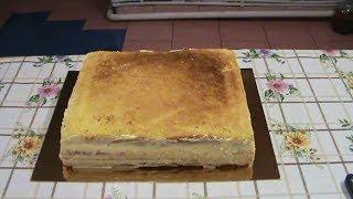 Делаем бисквит и собираем торт