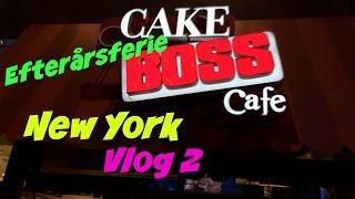 ♡ Efterårsferie Vlog - New York - Part 2 ♡