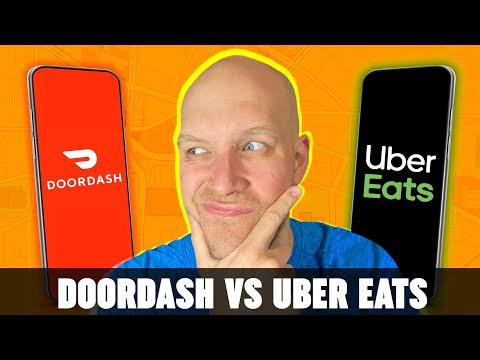 DoorDash Vs Uber Eats