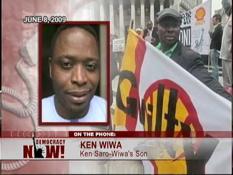 Shell to Pay Out $15 Million to Settle Lawsuit over Death of Nigerian Activist Ken Saro-Wiwa 1 of 3