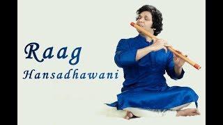 Rakesh Chaurasia Flute | Raag Hansadhawani