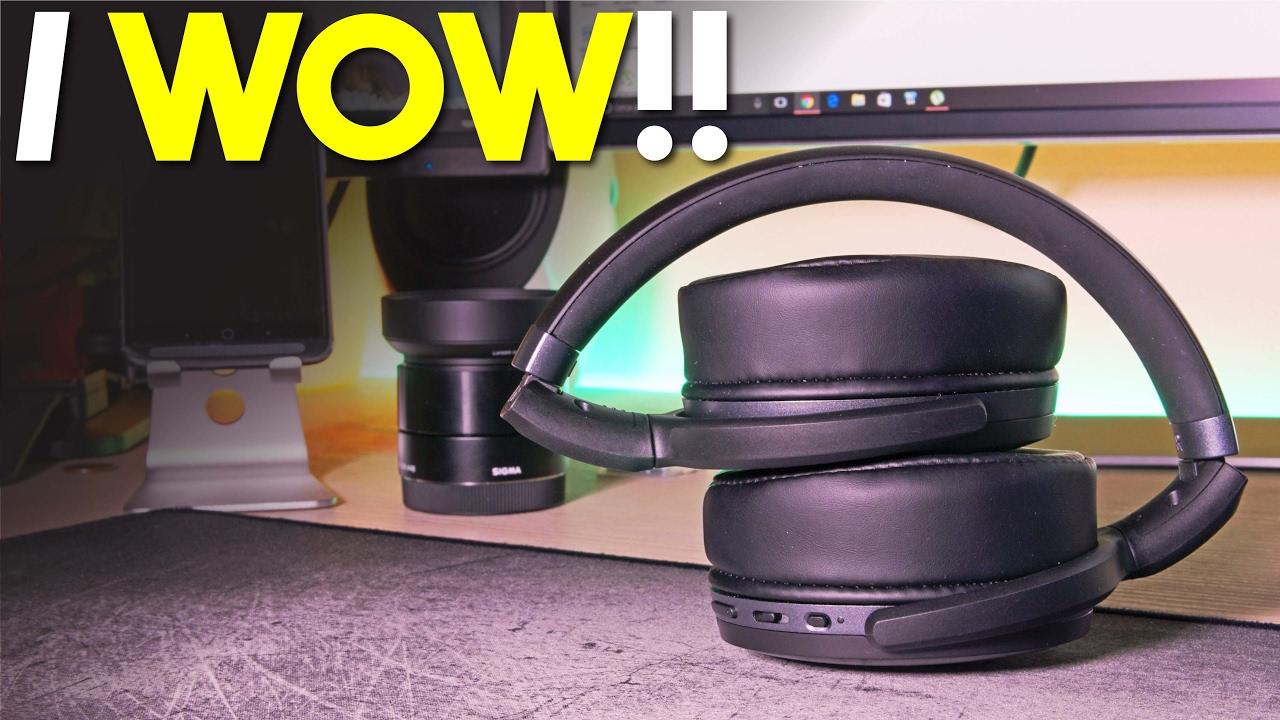 SENNHEISER HD 4.40 - Cuffie Bluetooth equilibratissime! - YouTube bbeef4af6bca