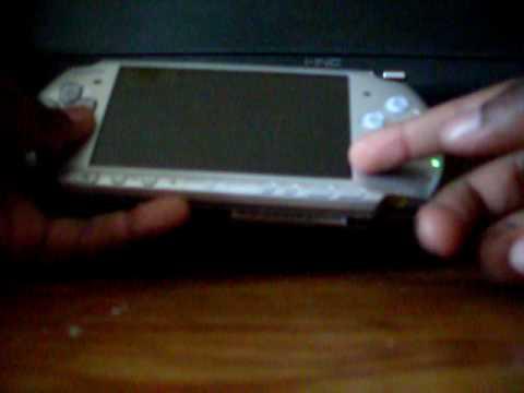 Bricked PSP 3000