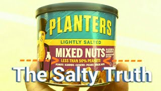 Planters Mixed Nuts - Less Than 50% Peanuts? Let's Put It To The Test!