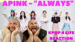 APINK(에이핑크) _ ALWAYS REACTION [EUNJI!!!!!!!!!!]