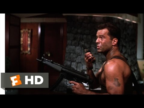Die hard yippy kay mother fucker something is