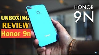 honor 9n smartphone review and unboxing in Hindi  by technical support vishal