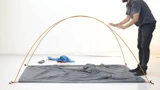 видео Палатки кемпинговые, горные 3-4 человек