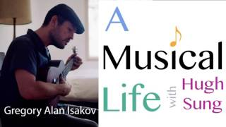 Gambar cover A Musical Life Episode 11: Gregory Alan Isakov, Indie Folk Singer, Songwriter, and Organic Farmer