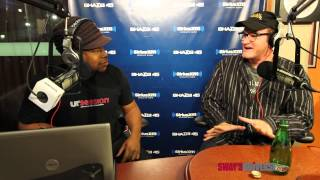"""Quentin Tarantino Speaks On Writing """"Reservoir Dogs"""" On Sway In The Morning 