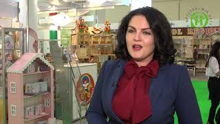 Анна Кувычко на выставках ''Мир детства-2019'' и ''CJF-Детская мода-2019. Осень''
