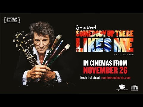 Watch the Trailer for New Ronnie Wood Documentary 'Somebody Up There Likes Me'