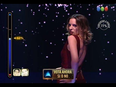 """Duelo: Stefanía Ribisich canta """"Se dice de mí"""" - Elegidos"""