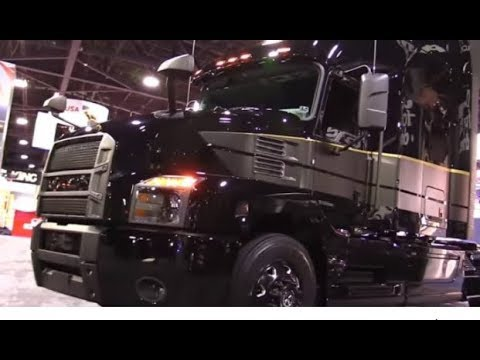 Mack Anthem Truck 2018 2019 Next Reviews Youtube