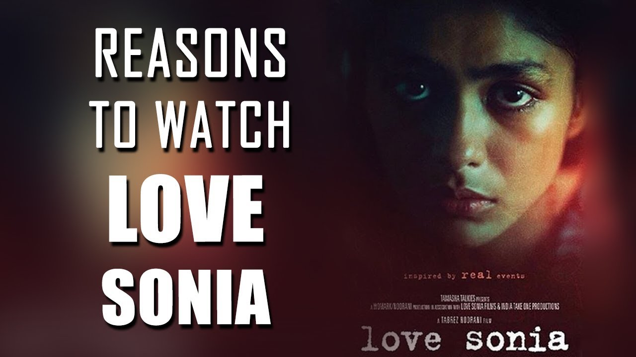 Image result for love sonia poster