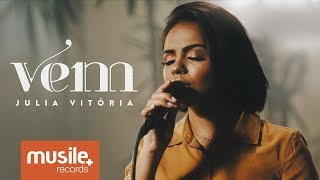 Julia Vitoria - Vem (Live Session)