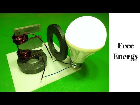 make free energy with _ transformer core _ and _ magnet _100%working  _ free energy _ Multi Electric