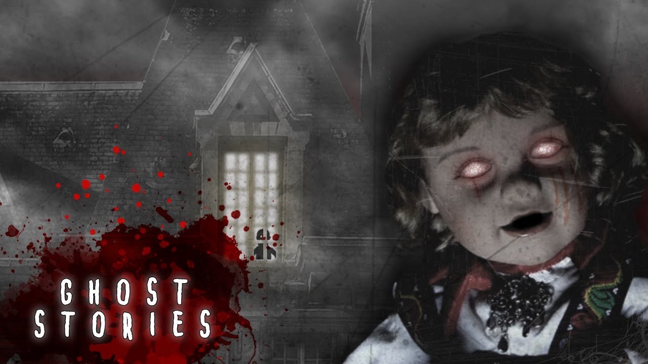 Ghost Stories: The Doll That Was More Than Just A Gift