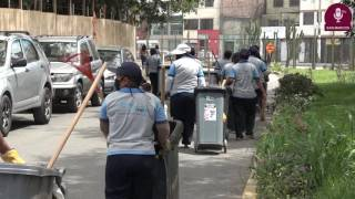 Tema: Jornada de Limpieza en la Ciudad Universitaria