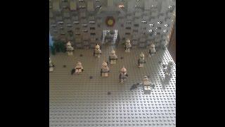 LEGO Star Wars Clone Base on Naboo 2015