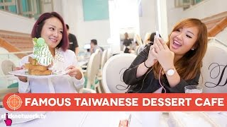 Famous Taiwanese Dessert Cafe - Hype Hunt: EP1