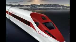U.S. And China Join Forces To Build A Bullet Train Between LA And Las Vegas