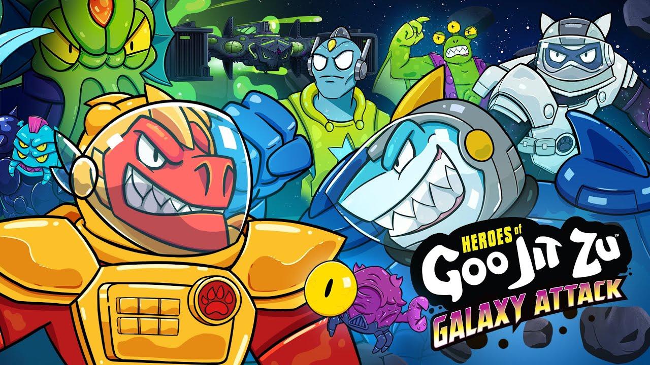 Download Heroes of Goo Jit Zu   EPISODE 5   Where No-One Has Goo Before