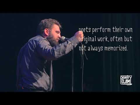 What Is Poetry Slam?