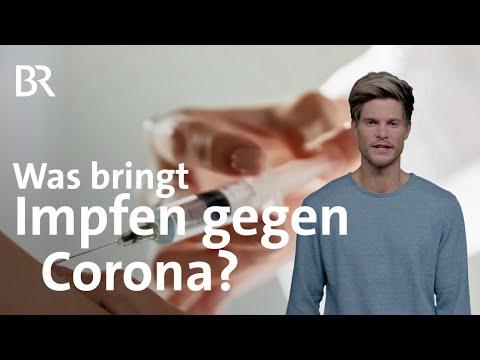 Corona: Soll man sich gegen Covid19 impfen lassen? | Coronavirus | BR