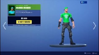 Fortnite New Item Shop Update Fully Customizable Skins, Flex Your Banner, Banner Cape