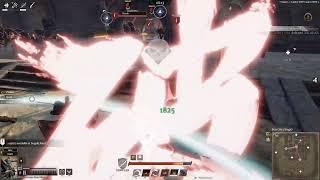 Conqueror's Blade Nodachi lvl 3 ult siege