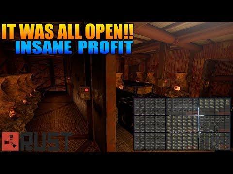 Rust - Online Raid JACKPOT! (Vanilla) thumbnail