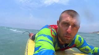 Серфинг в Сан-Диего. Где бесплатно можно взять серфинг доску.