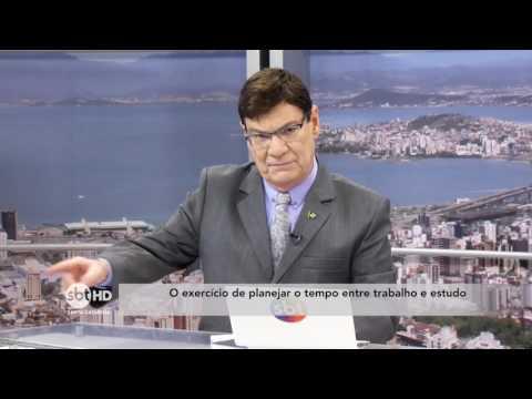 Luiz Carlos Prates fala sobre jovens que trabalham e estudam