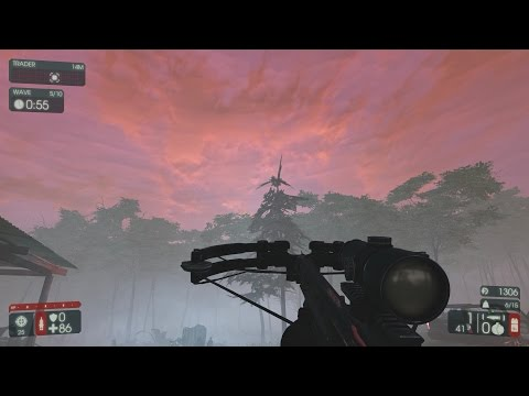 Killing Floor 2 Hoe Asgard Crossbow Only Sharpshooter Challenge Long Game W Hans Youtube
