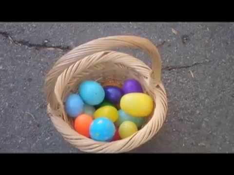 The Easter Bunny Song - YouTube