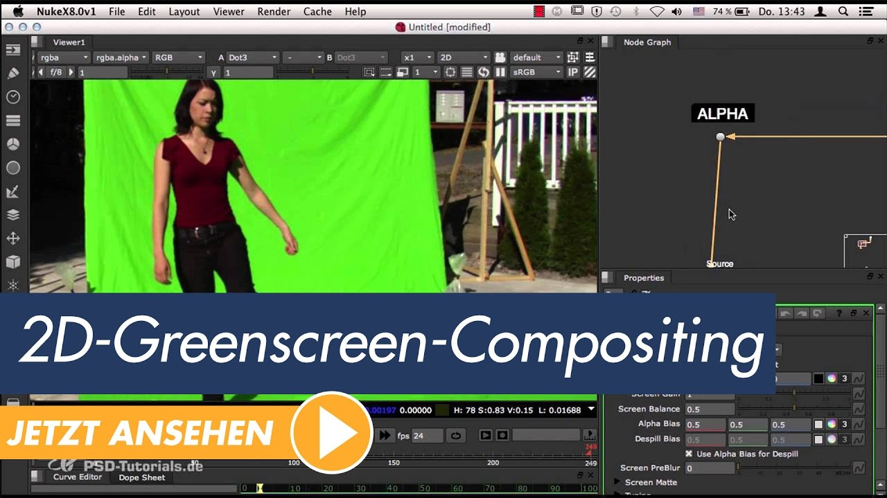 Nuke zdepth and multipass compositing tutorial – cg beer.